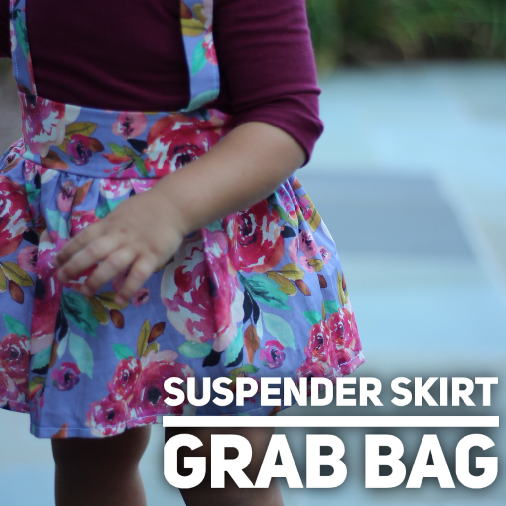 Suspender Skirt Grab Bag