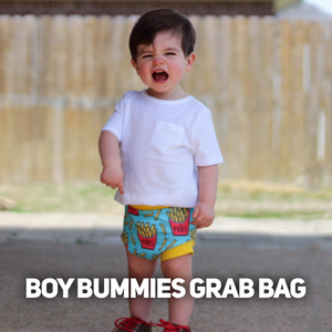Boy Bummies Grab Bag