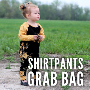 Shirtpants Grab Bag