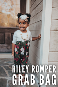 Riley Romper Grab Bag