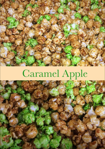 Caramel Apple Popcorn 5oz