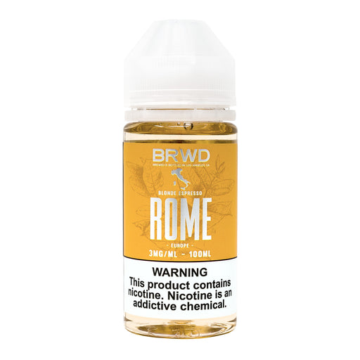 Rome 100ML By BRWD E-Liquid