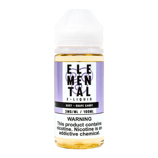 Gust 100ML By Elemental E-Liquid