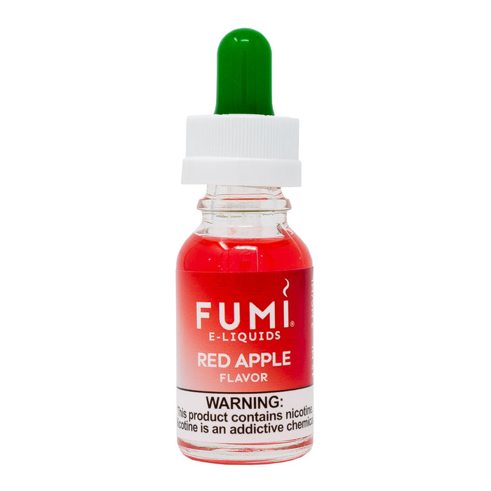Fumi Red Apple By Fumizer E-Juice