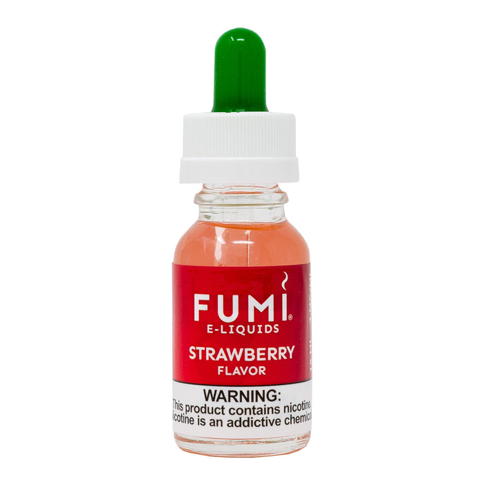 Fumi Strawberry By Fumizer E-Juice - E-Liquid - Vape Juice