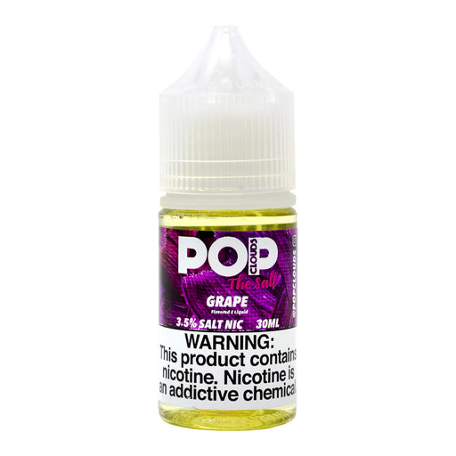 Grape 30ML By Pop Clouds The Salt E-Liquid - E-Juice - Vape Juice