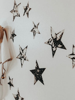 The Stars Fabric Wall Decals - Separates