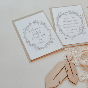 Wildberry Greeting Cards