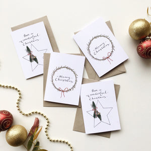 Christmas Cards - Traditional Australian