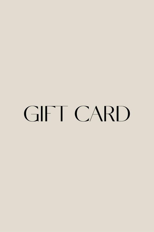 Gift Card - ZAHLII SLEEP