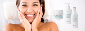 The Hydrafine range is the ultimate daily facial skin care range for normal and combination skin types.