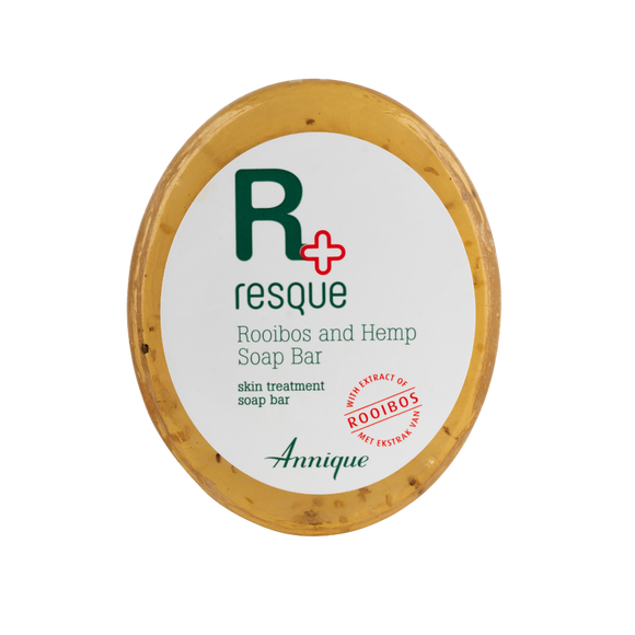 Resque Rooibos & Hemp Soap 125g