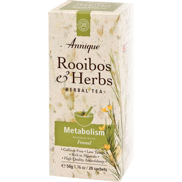 Herbal Tea: Rooibos and Fennel Tea 50g