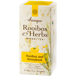 Herbal Tea: Honeybush Rooibos Tea 50g