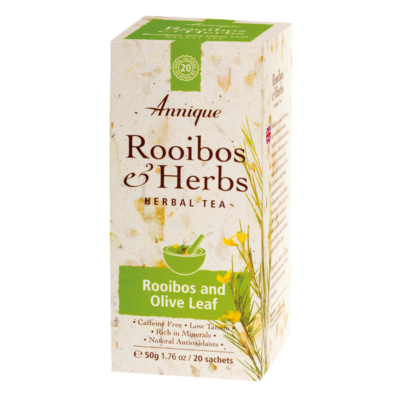 Herbal Tea: Rooibos and  Olive Leaf Tea 50g