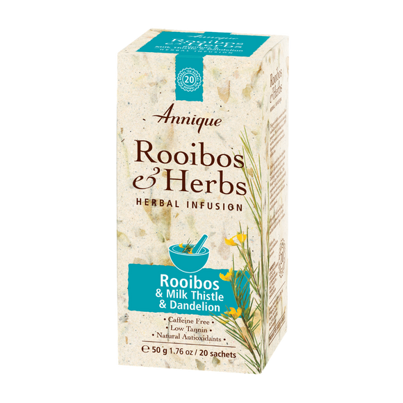 Rooibos & Milk Thistle & Dandelion Tea