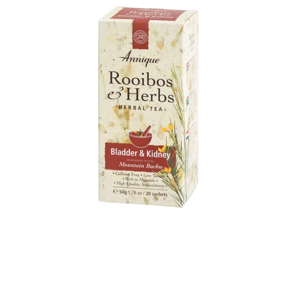 Herbal tea:Rooibos and Buchu