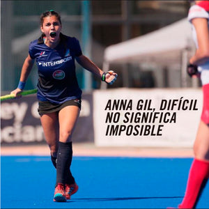 Anna Gil, difícil no significa imposible