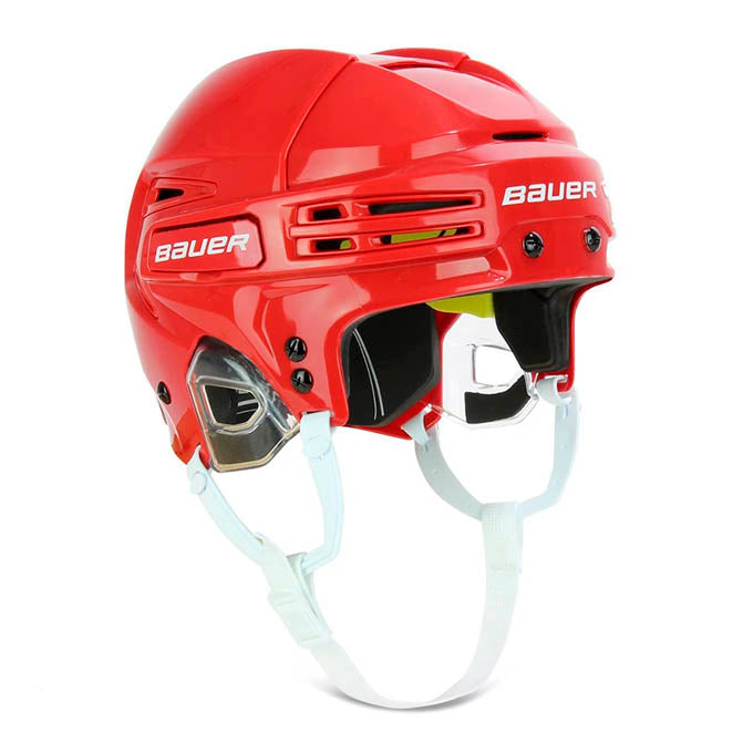 Casco Bauer Re-Akt 75 Helmet Rojo