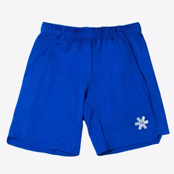 Pantalon Corto Osaka Men Training Royal Azul