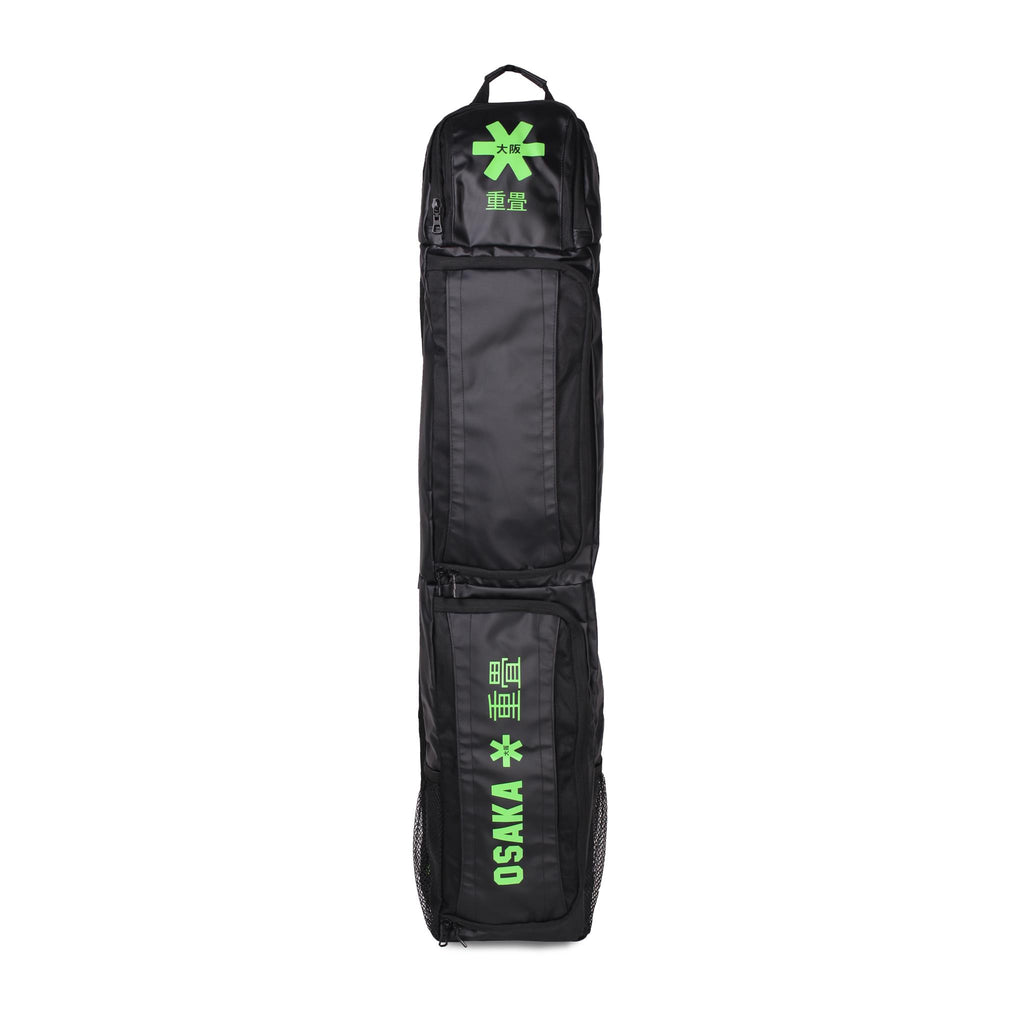 Funda de Hockey Osaka SP Medium Negro Verde