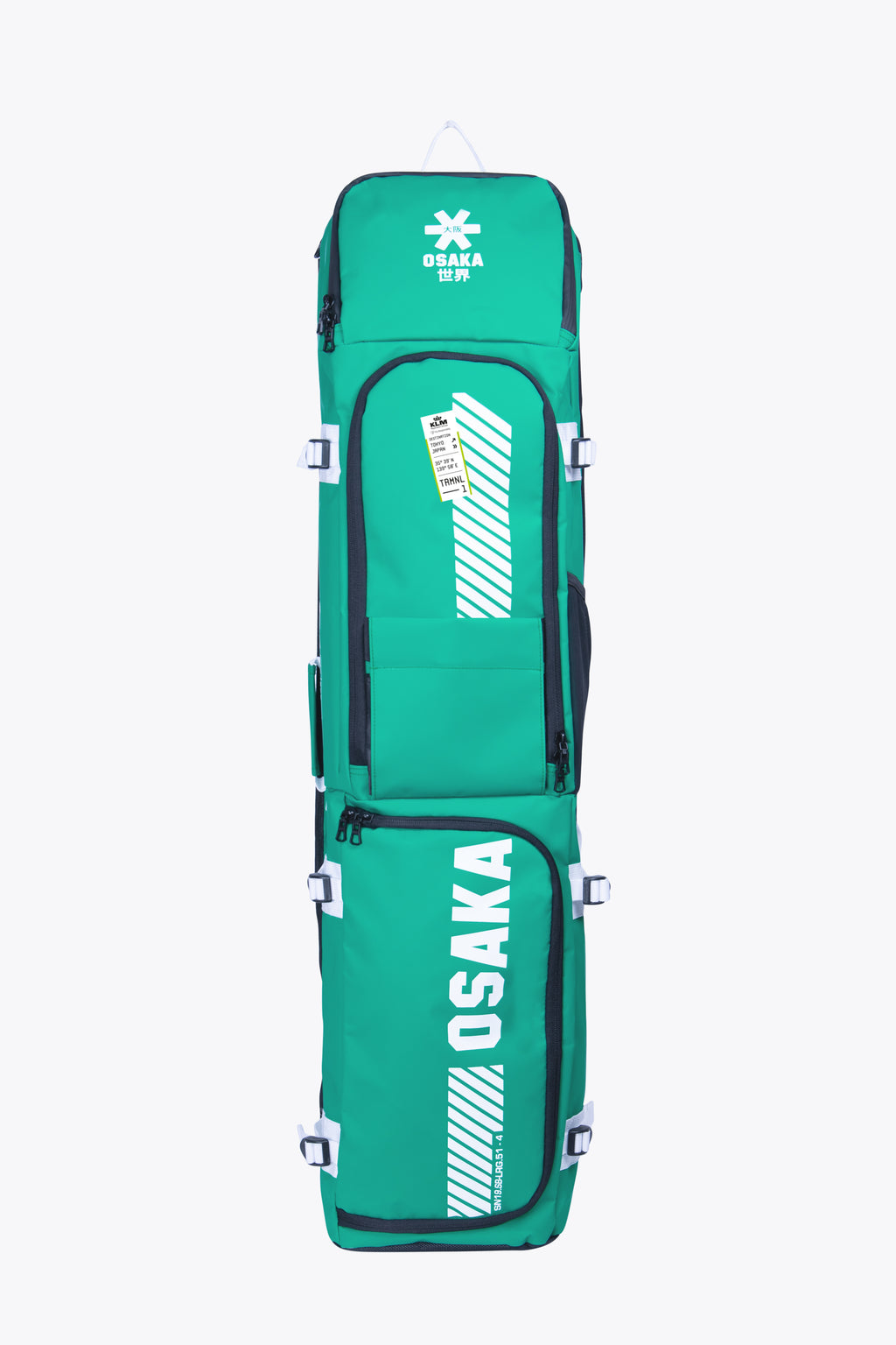 Funda de hockey Osaka Pro Tour Large Jade Green - Promoción KLM