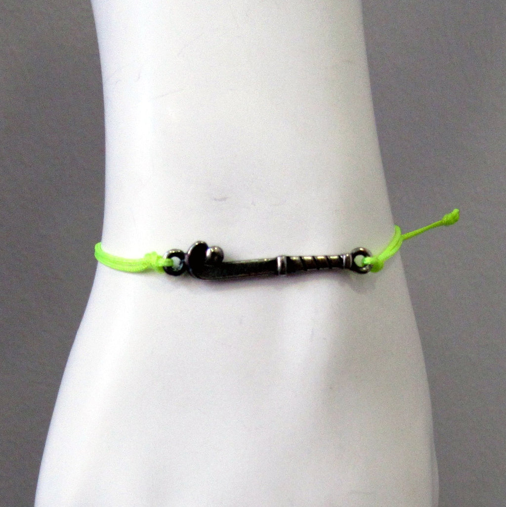 Brazalete Flick Hockey Amarillo