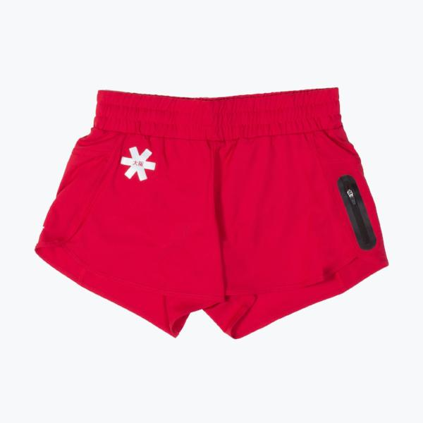 Osaka Women Training Short Rojo