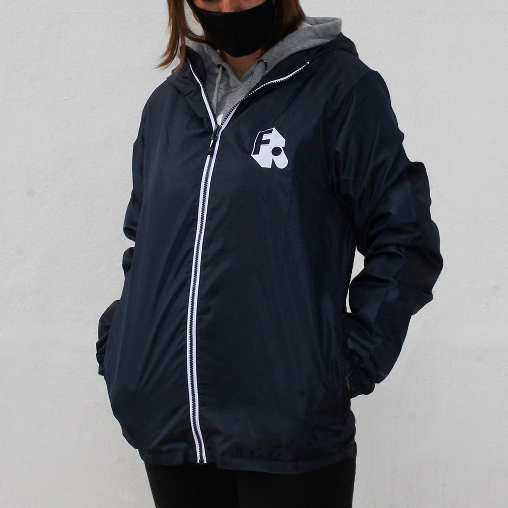 Chaqueta Impermeable Flick Navy