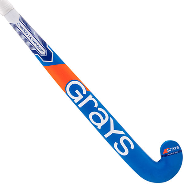 Palo de Hockey Grays GX2000 Ultrabow Senior Azul/Blanco