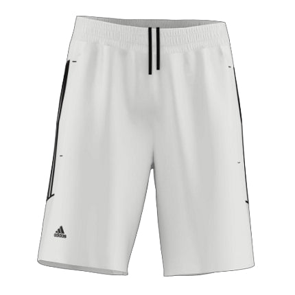 adidas T12 Men Woven Shorts Blanco