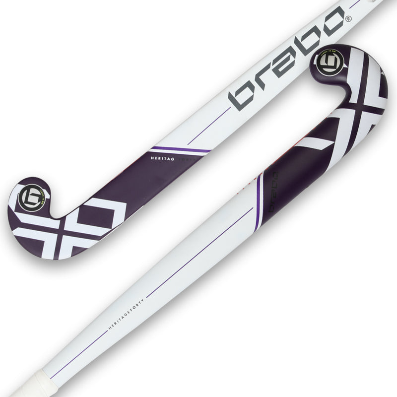 Palo de Sala Brabo IT Heritage 40 Blanco/Softpurple