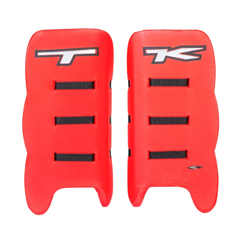 Defensas Hockey TK S1 Rojo Negro