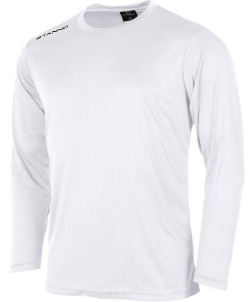 Reece Camiseta Thermal LS Blanco