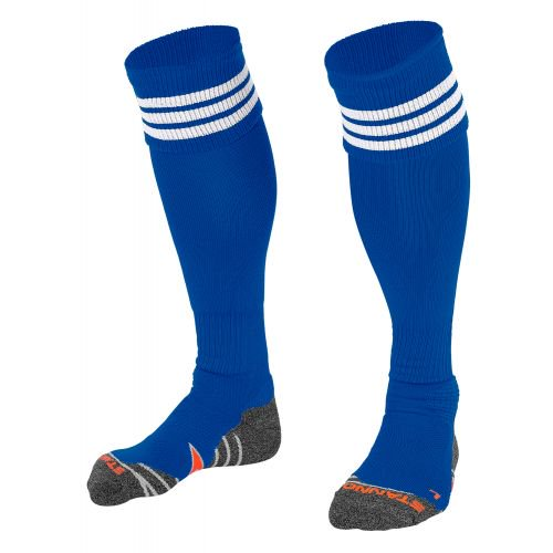 Calcetines Stanno Ring Azul Blanco
