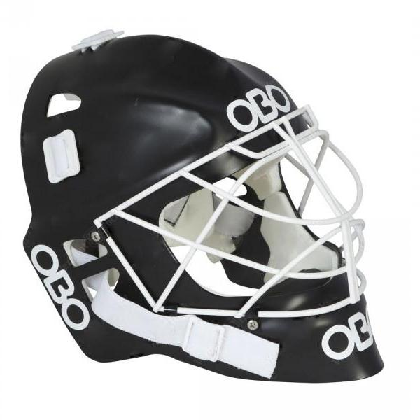 Casco OBO PE Junior Negro