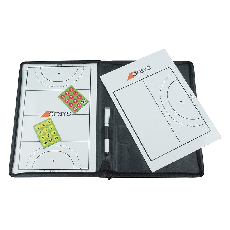 Carpeta de Entrenador Grays Hockey