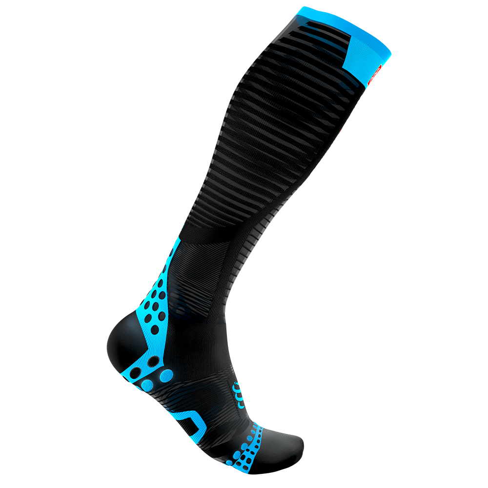 Calcetines Compressport Ultralight Negro