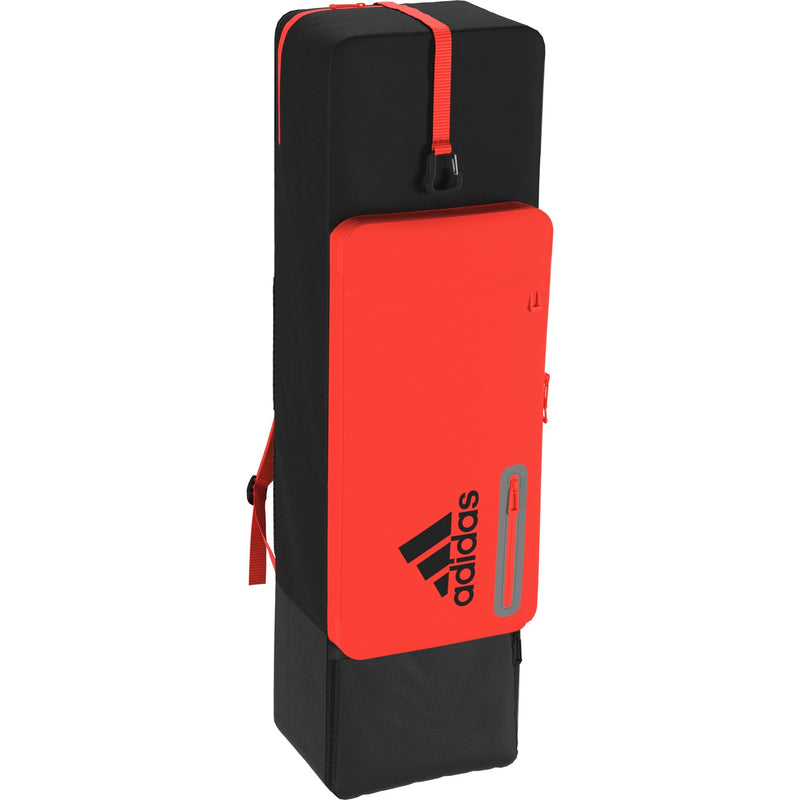 Funda de Hockey Adidas HY Kit Negro Rojo
