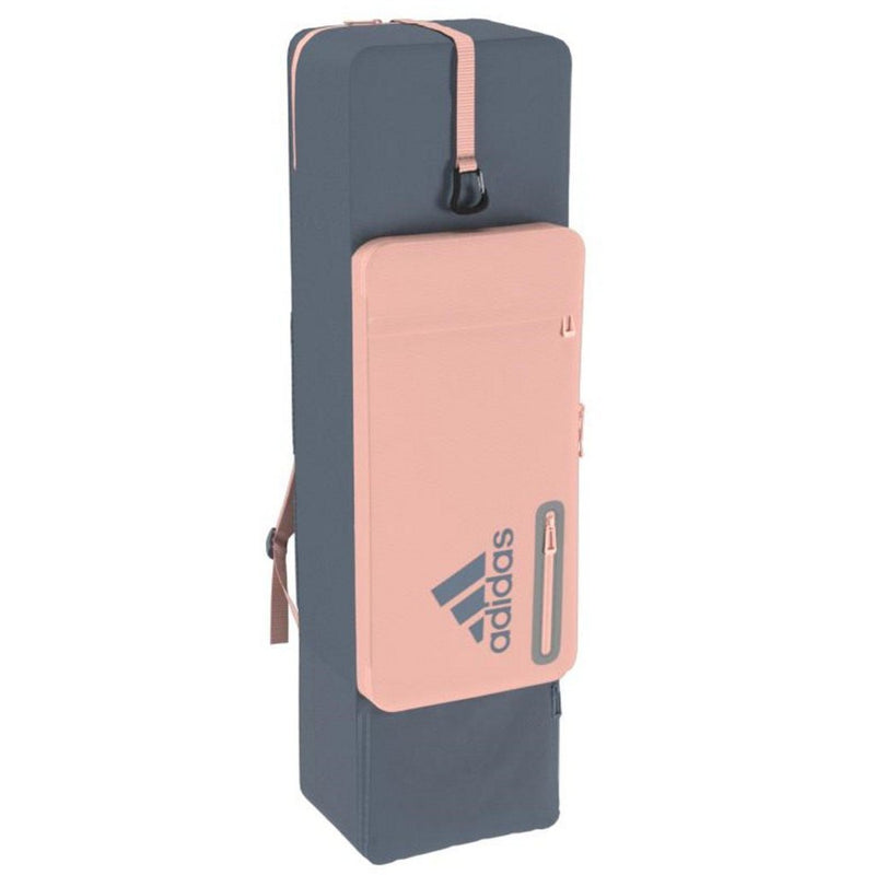 Funda de Hockey Adidas HY Kit Gris Rosa