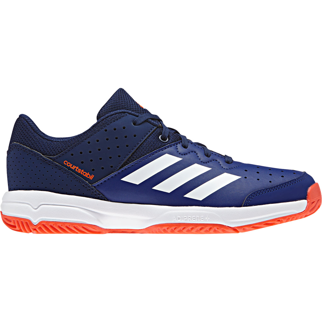 Zapatillas Sala Adidas Court Stabil JR Azul