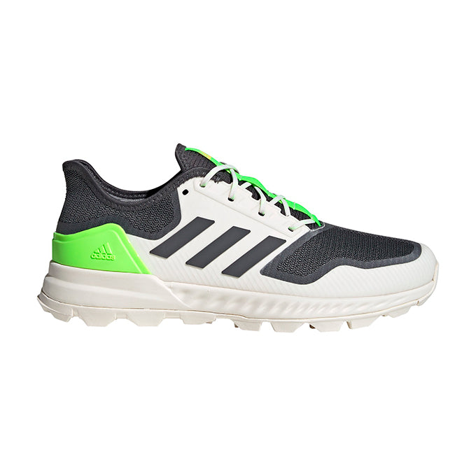 Zapatillas de Hockey Adidas Adipower Gris Verde