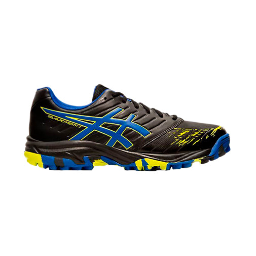 Zapatillas Hockey Asics Gel-Blackheath 7 Negro/Azul