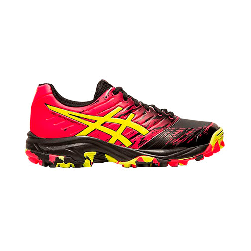 Zapatillas Hockey Asics Gel-Blackheath 7 Rosa/Negro