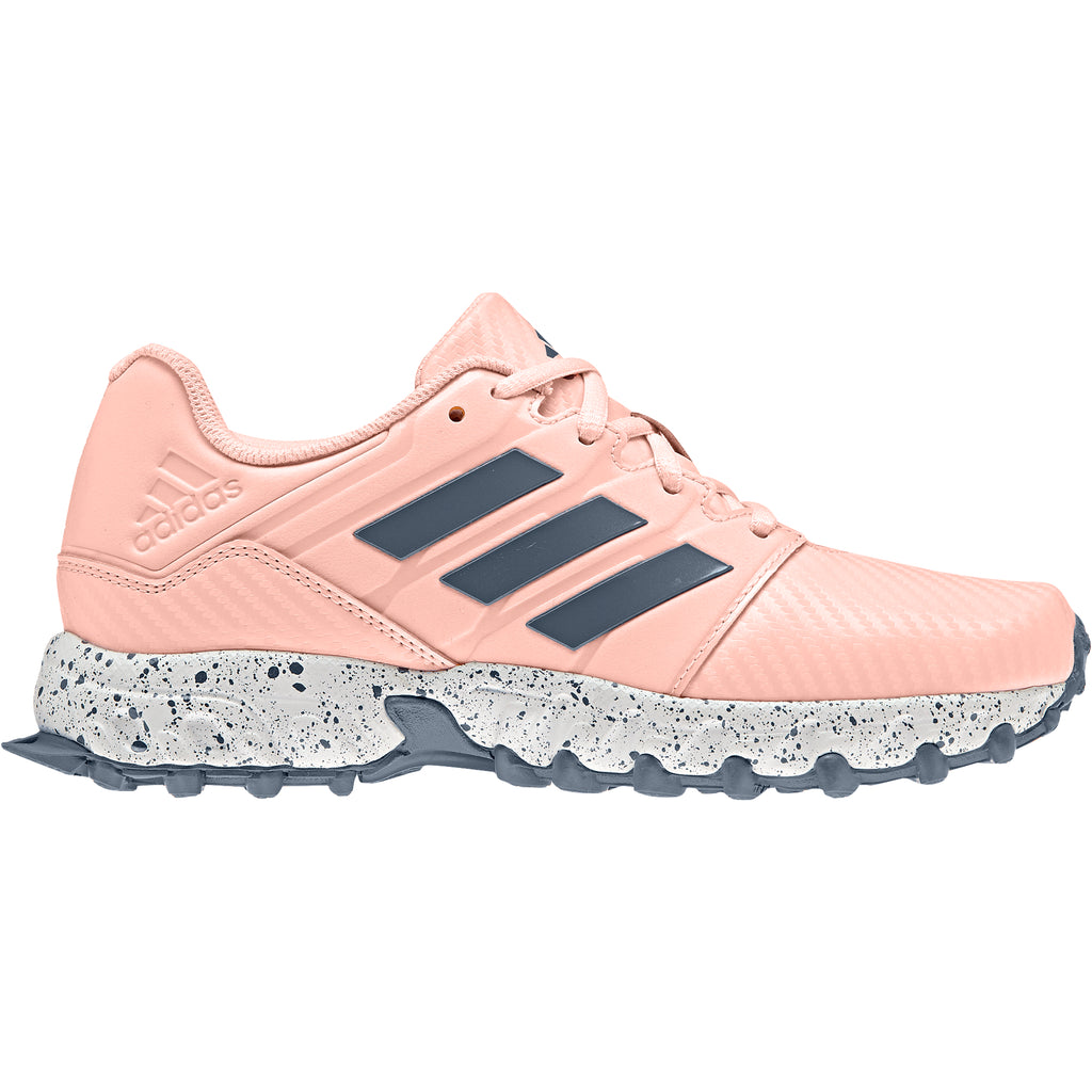 Zapatillas Hockey Adidas Junior Rosa Gris