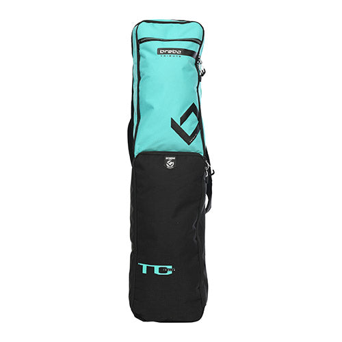 Funda Hockey Brabo Tribute Negro Menta