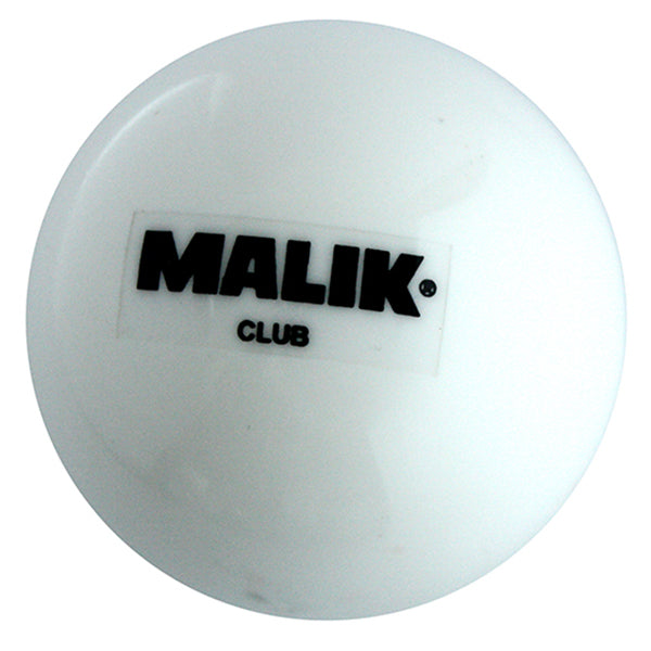 Bola de Hockey Malik Club Blanca