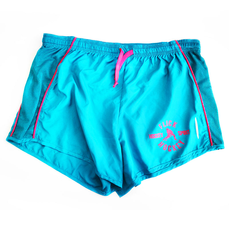 Flick Hockey Short Pant Aqua