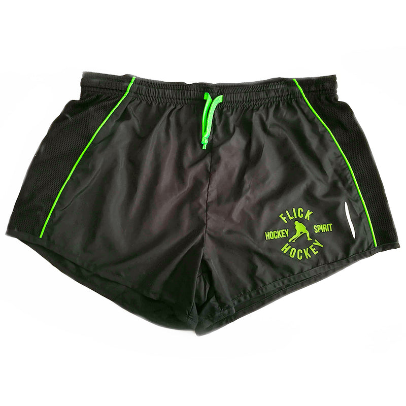 Flick Hockey Short Pant Negro