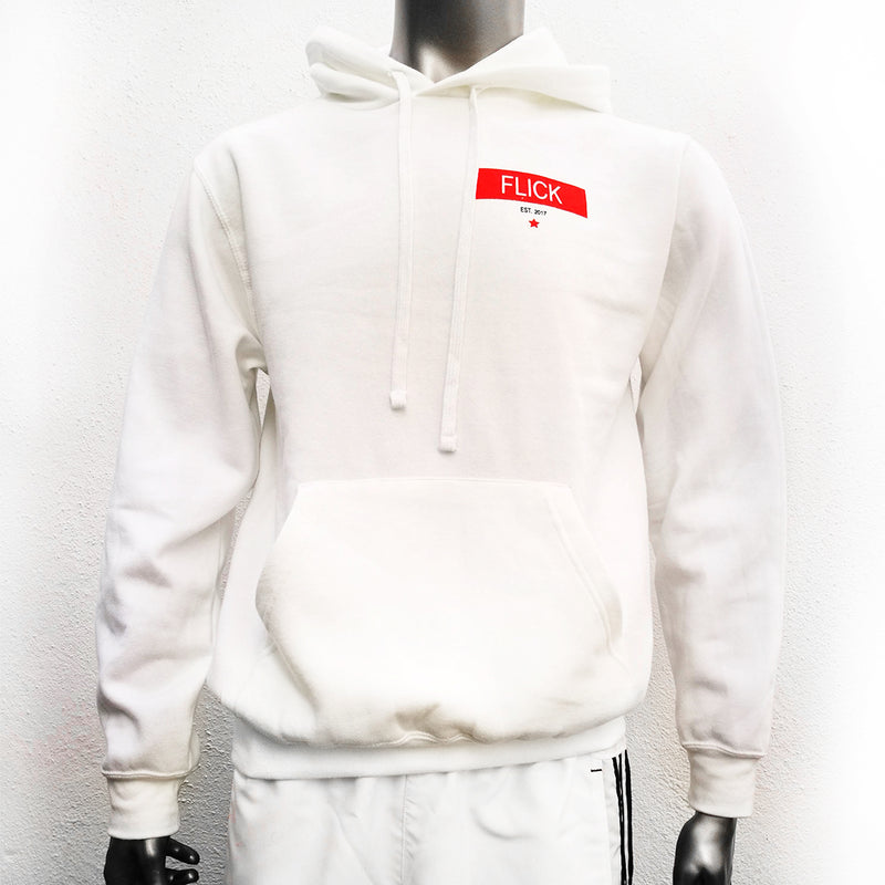 Sudadera con Capucha Flick No Rest JR Blanco